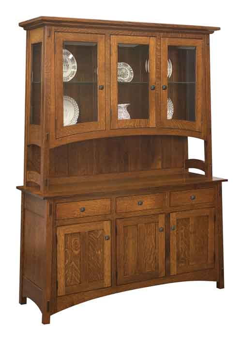 Amish Colbran China Cabinet